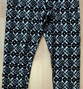 Штаны брюки леггинсы лосины H&M