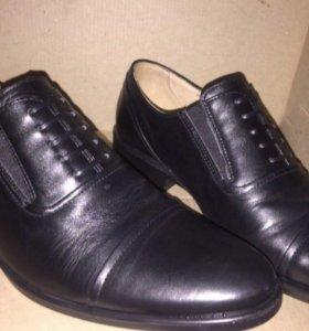Кожанные туфли (мужские)