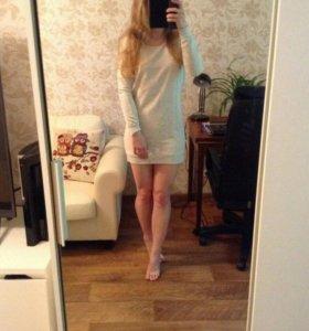 Платье свитшот Only xs