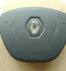 Накладка airbag renault logan