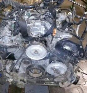 Двигатель 2.7 Ауди А6 Аллроад. Разборка.