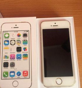 iPhone 5s, 32 Gb, gold