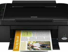Принтер epson stylas TX117