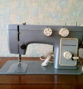 Машина швейная чайка электрическая