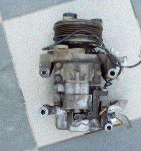 Кондиционер компрессор на мазду 3 2.0 л