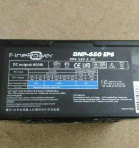 Блок питания DNP-650 EPS 600W