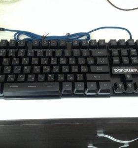 Игровая клавиатура DBPOWER (Новая)