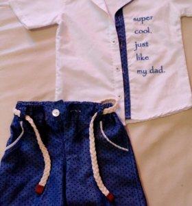 Костюмы, джинсы, слипики,бодики