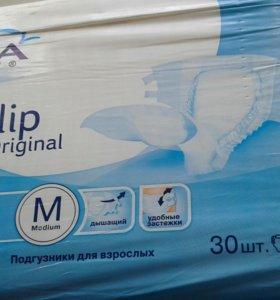 Памперсы для взрослых М.