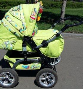 Продам детскую коляску-трансформер Marimex Bemix
