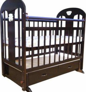Кроватка Briciola 5