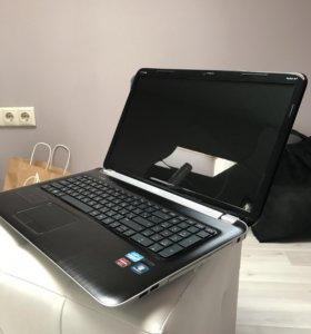 Мощный ноутбук HP DV 7 17,3 / Core i7