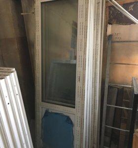 Стеклопакеты, витражи, двери и окна