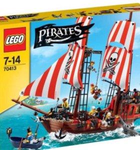 Lego Pirates б/у