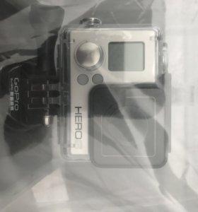 GoPro white 3