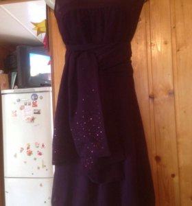 Платье 46-48 для беременной