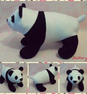 Панда своими руками