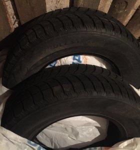 Зимние шины 205/70 r15