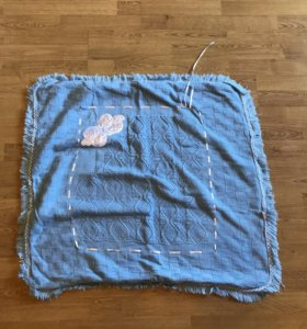 Детское одеяло для новорожденного