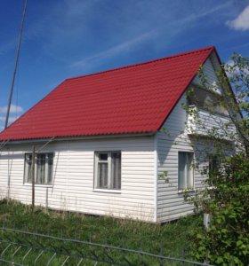 Продается двух этажный дом в д.Тарасково