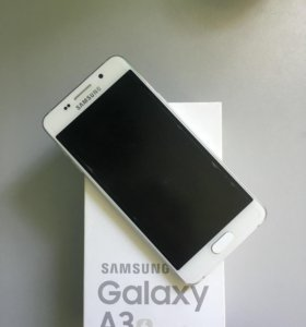 Телефон Samsung Galaxy A3 6