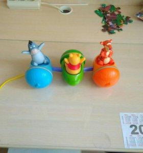 Игрушка Винни и его друзья