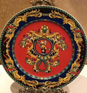 Тарелки коллекционные Versace