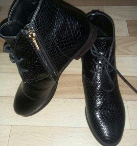 Ботиночки весенние 36 размер