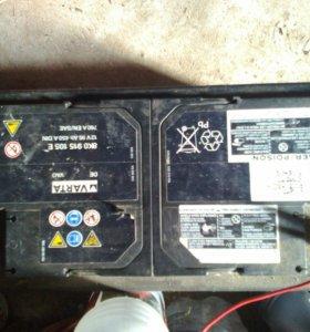 Аккумулятор 95А