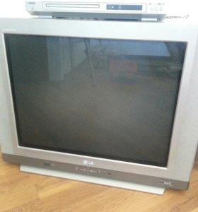 продам телевизор LG в отличном состоянии