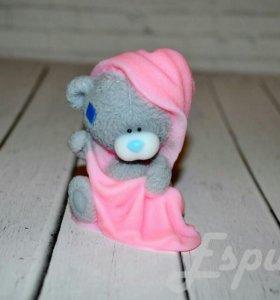 """""""Мишка Тедди"""" - мыло ручной работы"""
