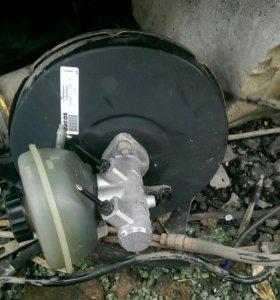 Вакуумный усилитель тормозов ауди 100 а6 с4