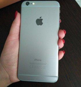 iPhone 6 Plus Grey 16 Gb б/у