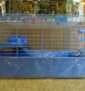 Клетка для грызунов 69*45*43 см
