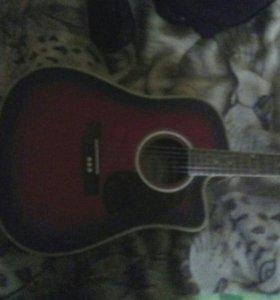 Полуакустическая гитара Euphony