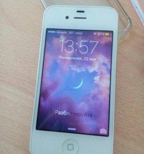 iPhone 4s, 16 гиг
