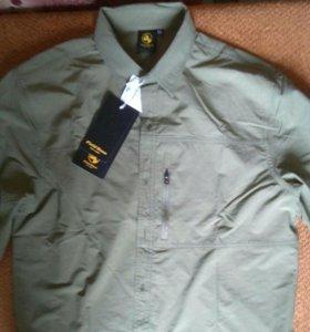 Новая быстросохнущая мужская рубашка