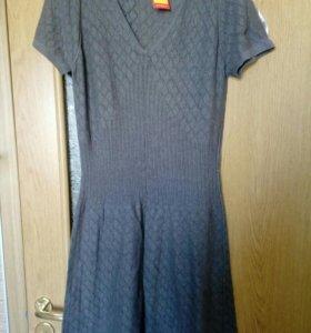 Платье, легкая вязка,НОВОЕ.