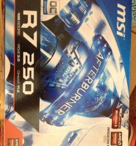 Видеокарта MSI RADEON R7 250