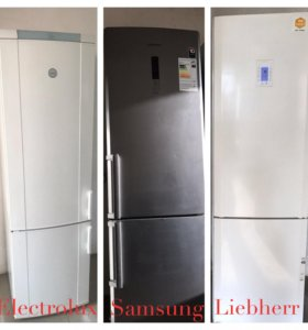 Либхер, электролюкс и самсунг
