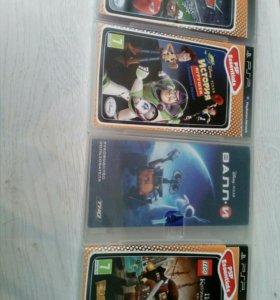 Игры на PSP (PlayStationPortable)