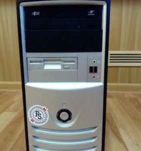 Компьютер 2 ядра, 2Гб, Nvidia GT9500