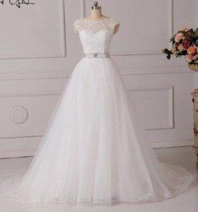 Свадебное платье новое