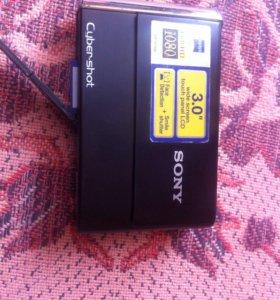 Продам фотоапарат(мыльницу)Sony DSC-T70