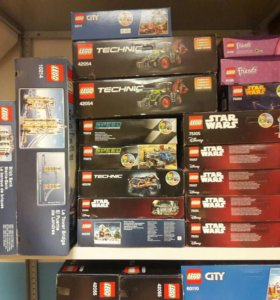 Lego новое