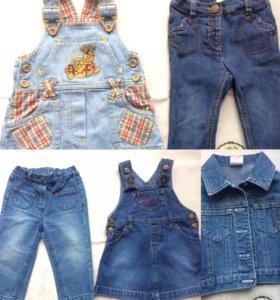 Одежда для девочки р 74