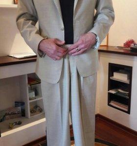 Мужской летний костюм ручной работы