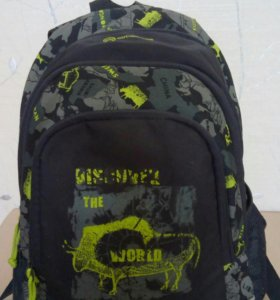 Рюкзак детский, лёгкий.