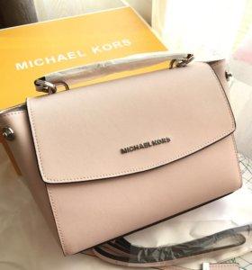 Сумка Michael kors Ava light pink