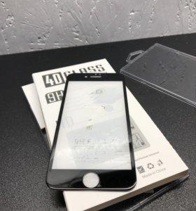 3D Защитные Стекла iPhone 6/7